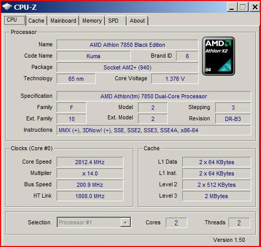 cpu z AMD Introduces a new CPU/GPU for mainstream