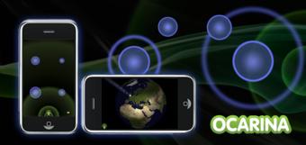 ocarina iPhone Flute App   Ocarina