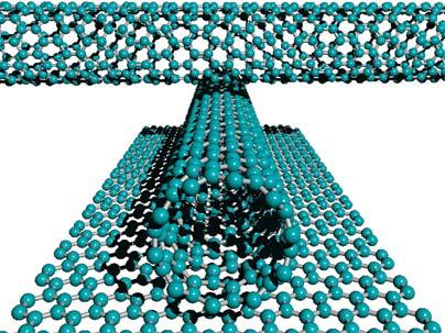 carbon nanotube sensor Carbon Nanotubes   Chips will be Much Smaller