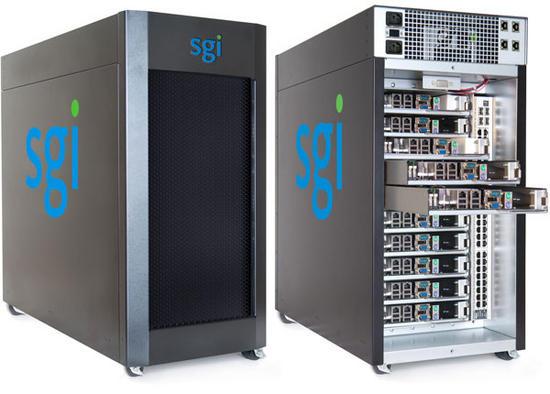 sgi octane3 The SGI Octane III is a Desktop SuperComputer