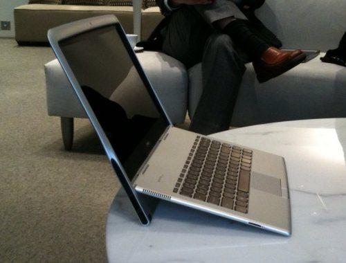 adamo5 Dell Adamo XPS is 9.99 mm thick