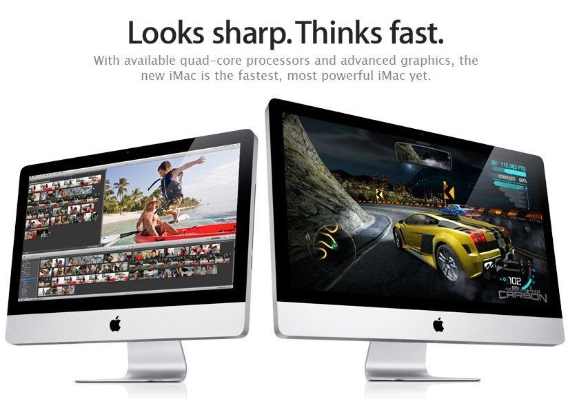 iMac gaming Apple releases the new iMAC   All In One
