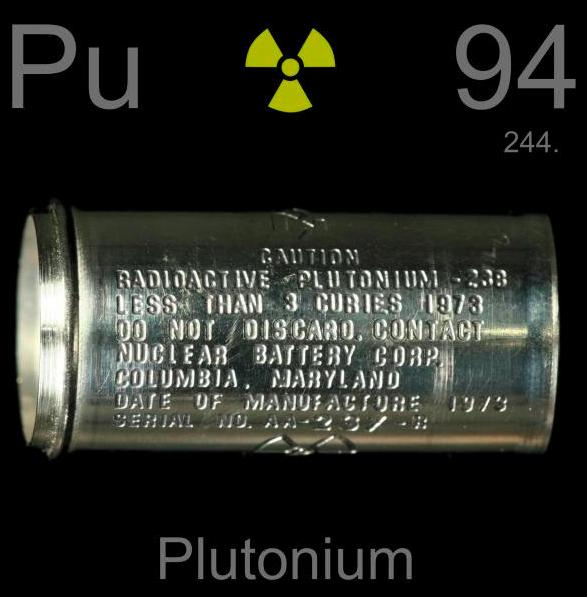 radioactive battery Tiny Nuclear Batteries can provide energy for atleast 10 years