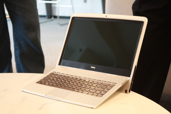 xps unearthed Dell Adamo XPS is 9.99 mm thick