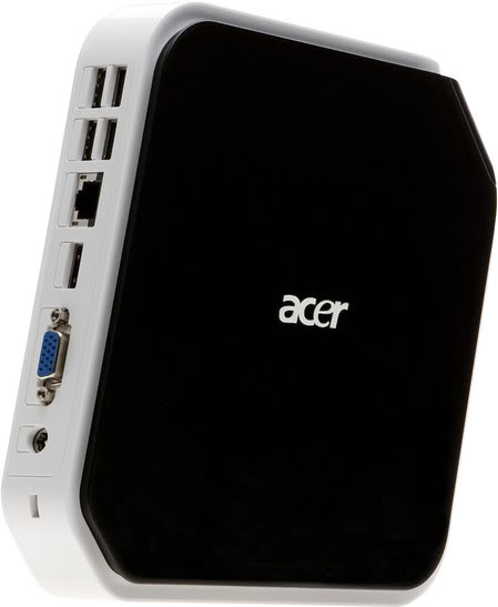 Acer Revo Acer Revo R3610 comes with Windows 7