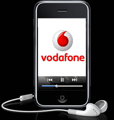 iPhone Vodafone UK iPhone coming to Vodafone UK on 14th January