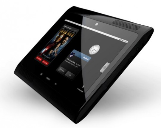 icd ultra ICD Announces Tegra Powered Tablet running Android