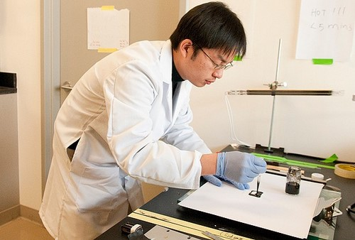 stanford paper battery Paper battery is not just a concept