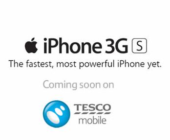 Tesco to sell iPhone in UK at Christmas