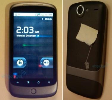 NexusOne Nexus One International Pricing Revealed