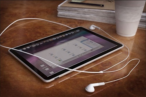 apple tablet Apple Tablet to have 3D viewing technology?