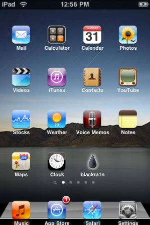 iPod into iPad How to convert iPod Touch into iPad