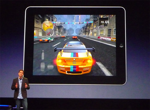ipad games2 Can ipad be your next portable gaming platform?