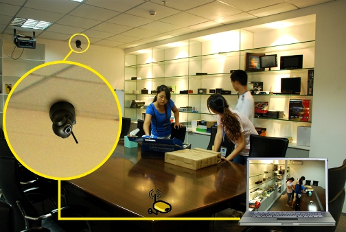 surveillance Deploy Surveillance at your Home and Office