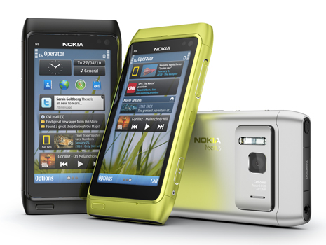 Nokia N8 Nokia N8 to rival dedicated point and shoot cameras