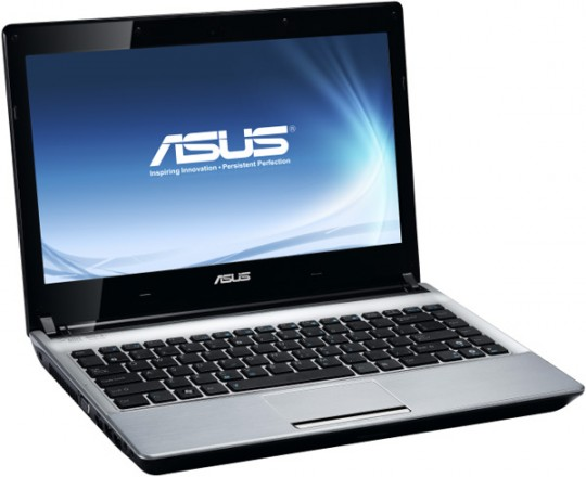 asus u30jc Asus Releases U30jc Laptop with Optimus Technology