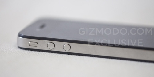 iphone 4g volume iPhone 4G Detailed Specs