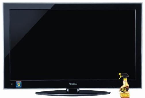 toshiba ux600 Toshiba Releases Windows 7 Certified LED HDTVs