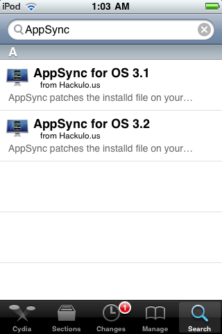 How to Install AppSync for iPad OS 3.2 & iPhone OS 3.1.3