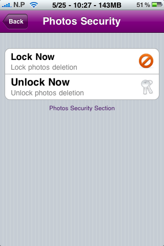 photo lock How to Backup iPhone Data without iTunes