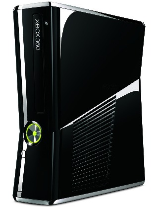 xbox 360 slim Microsoft Kinnect & XBOX 360 Slim   Review