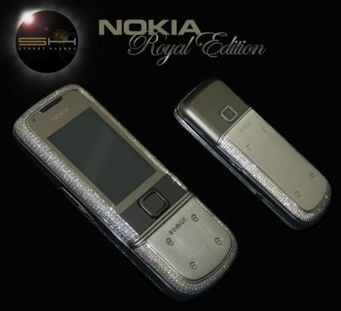 nokia royal edition 6 Most Expensive Nokia Cellphone Redesigns