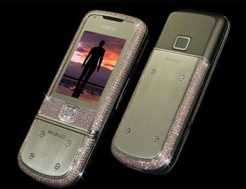 nokia supreme 6 Most Expensive Nokia Cellphone Redesigns