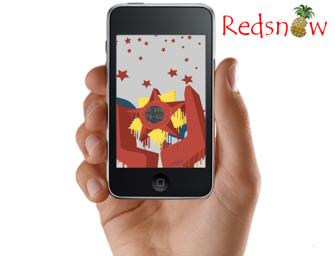 redsn0w iPod d t Jailbreak iPhone iOS 4.0.1 with RedSn0w