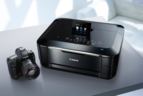 Canon PIXMA MG8150 Canon Announces New Range of Pixma Printers