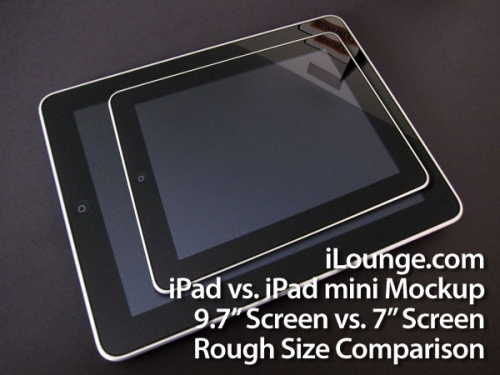 iPad 2 Apple iPad 2 Featuring 7 inch LCD in Works for Christmas Release?
