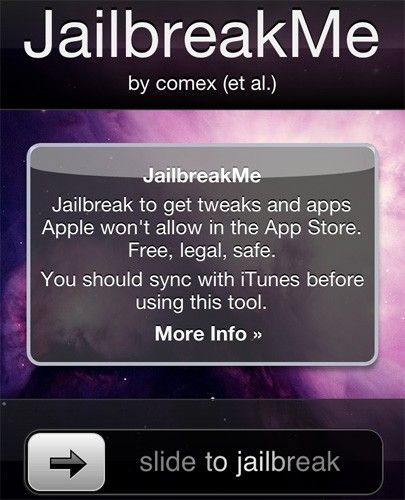 iPhone 4 JailbreakMe How to Jailbreak iPod Touch 2G/3G MC Models on iOS 4