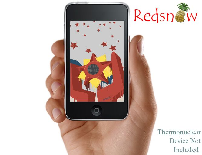 redsn0w jailbreak Jailbreak iPhone 3G running iOS 4.0.2 with Redsn0w