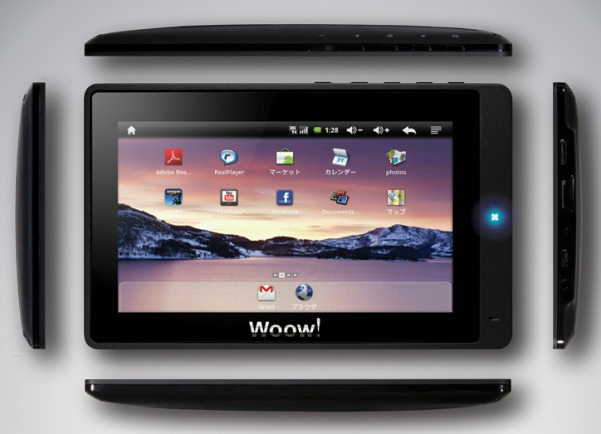 Andoid Tab 7 Woow Digital announces 7 and 10.1 inch Android Tablets