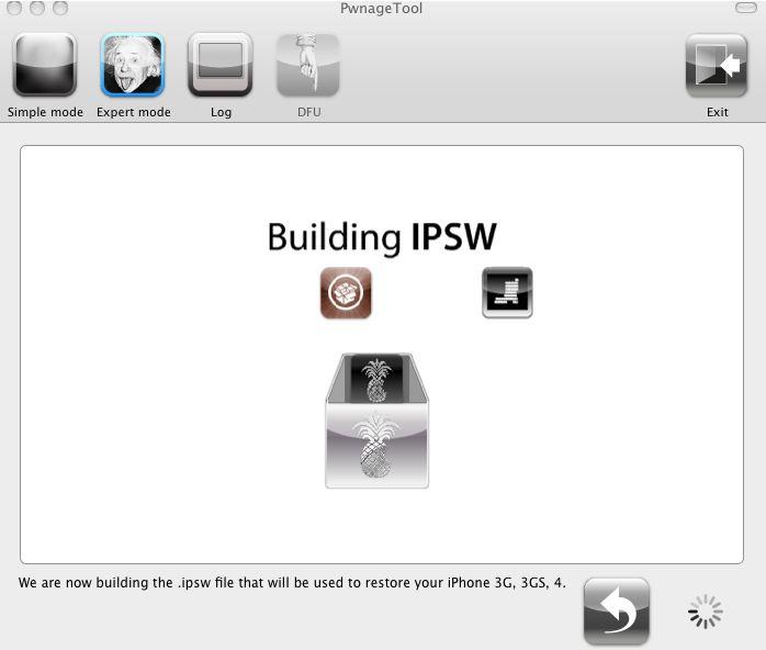 Capture How To Unlock iPhone 3G / 3GS Baseband 05.14.02 & 05.15.04 using ultrasn0w 1.2