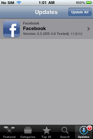 IMG 00021 Facebook 3.3.1 Released for iPhone, Available for Download [Link]