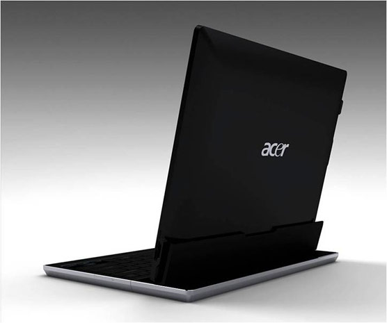 acer win7 tablet Acers 10.1 inch Tablet will run Windows 7 on AMD APU