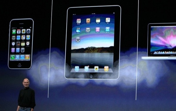 ipad launch Steve Jobs: A Journey from Ashes to Billionaire   Photos