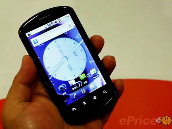 Huawei Ideos X5 Android 22 Froyo Huawei Ideos X6 and Ideos X5 Specifications Revealed