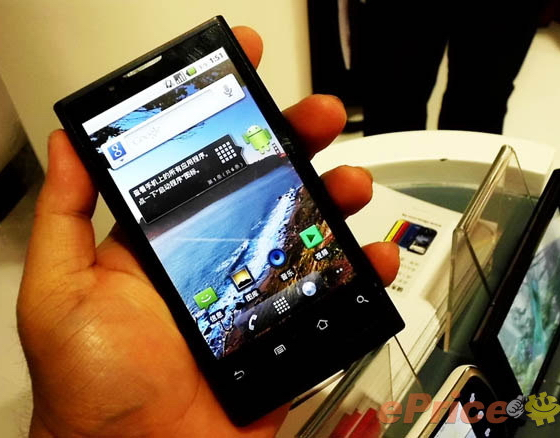 Huawei Ideos X6 Android 22 Froyo Huawei Ideos X6 and Ideos X5 Specifications Revealed