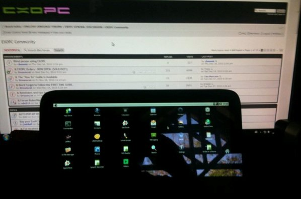 exopc android ExoPC can now run Android as well   Hacked