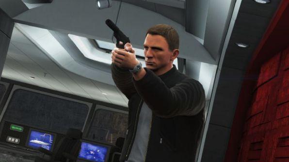 james bond game James Bond 007: Blood Stone   Review