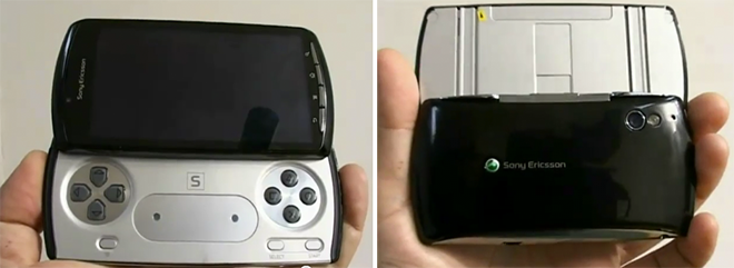 psp phone Sony PlayStation Phone PSP Z1 with Android Gingerbird Revealed
