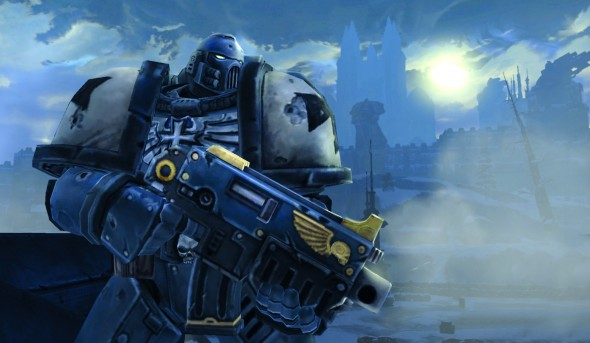 Warhammer 40K Dark Millennium Online launch date revealed