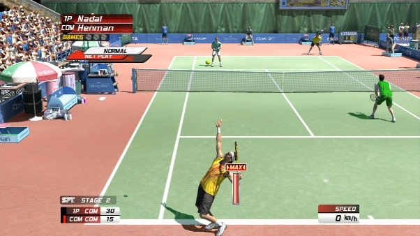 virtua tennis 4 Top 10 3D Games of 2010 and 2011