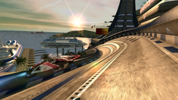 wipeout Top 10 3D Games of 2010 and 2011
