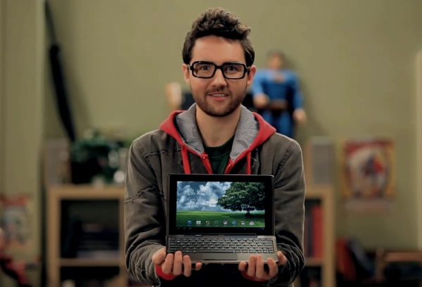 asus transformer ASUS unleashes Eee Pad transformer to Rival the iPad