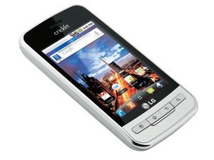 cricket optimus c LG Optimus C comes to Cricket for $130 [Without Contract]