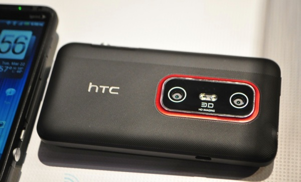 evo 3d dual camera HTC EVO 3D for Sprint now official [Glasses Free 3D Display]