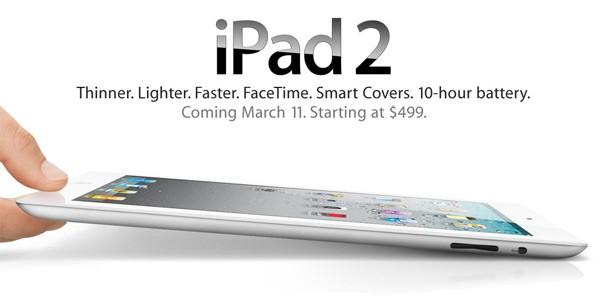 ipad 2 Apple announces iPad 2, iTunes 10.2 and iOS 4.3