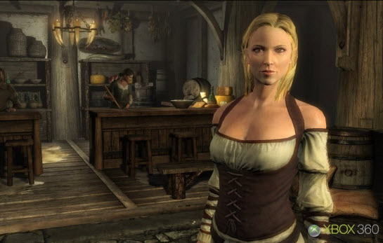 skyrim 3 screenshot Skyrim Combat Features and Changes compared to Oblivion